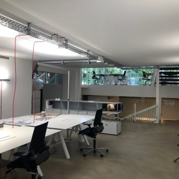 co-working space am Wall auf dem Bonustrack in Bremen
